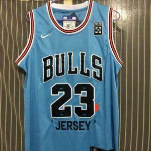 New NBA Chicago Bulls Michael Jordan Jersey #23
